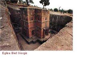 Les églises monolithes et troglodytiques    Labe110