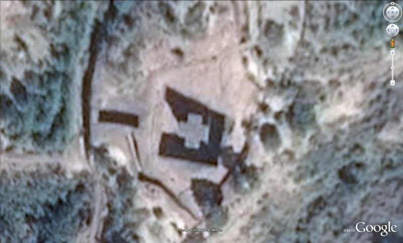 Les églises monolithes et troglodytiques    Labe210