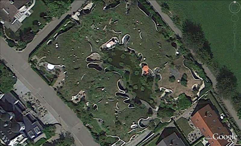 Maisons organiques de Peter Vetsch, Dietikon - Suisse Org110