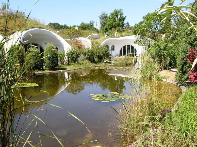 Maisons organiques de Peter Vetsch, Dietikon - Suisse Org210