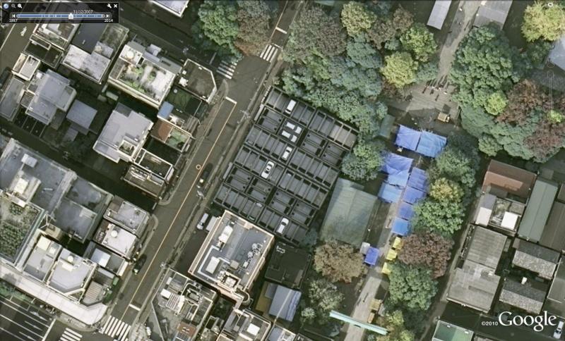 Parking à voitures à Tokyo - Japon [C'est quoi ?] Parc12