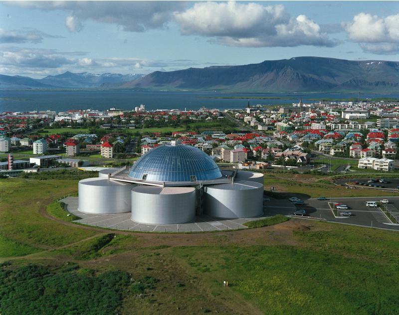 "Restaurant ""Le Perlan"", Reykjavik - Islande Per110"