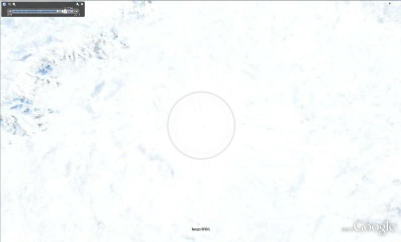 Le Pôle sud, Antarctique Pol10
