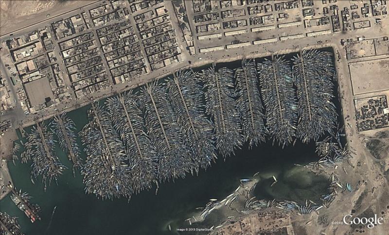 Port de Port Etiènne - Mauritanie Port10