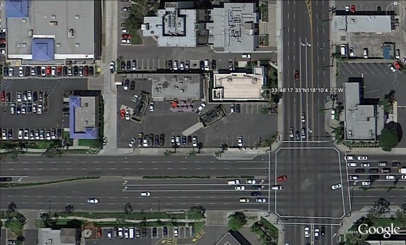 Puits de pétrole à Los Angeles, Californie - USA Puit110