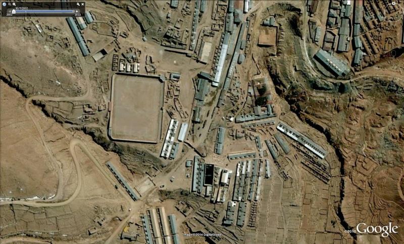 Ancienne cité minière de Pulacayo - Bolivie Pul111