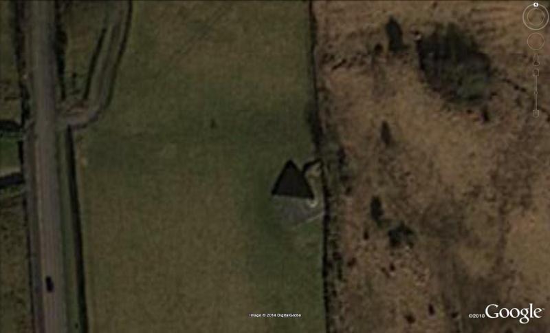 Pyramide de Neale Irlande Py210