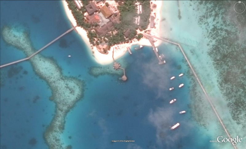 Restaurant sous-marin Rangali - Maldives Ran110