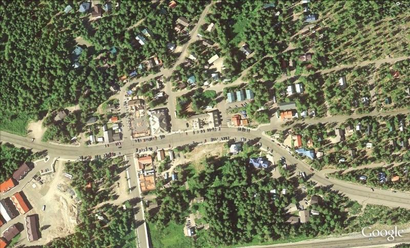 Lieux de tournages de films vus avec Google Earth Shin210