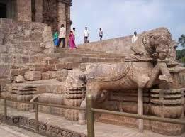 Temple du soleil Konark Orissa Inde Sol210