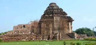 Temple du soleil Konark Orissa Inde Sol310