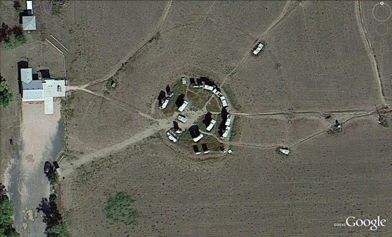 Stonehenge : les répliques Sto110