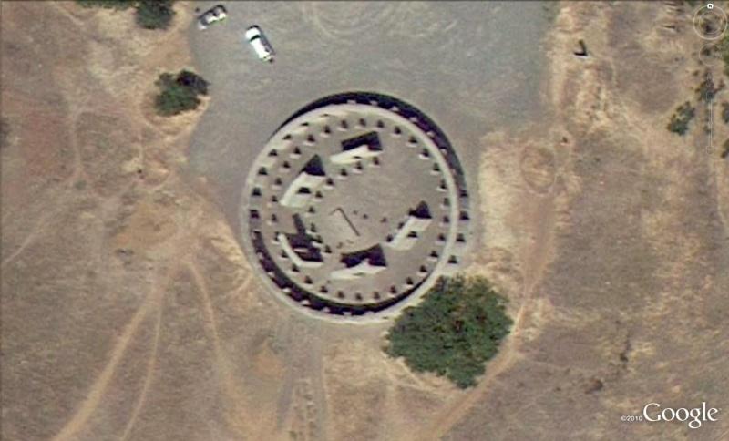 Stonehenge : les répliques Sto310