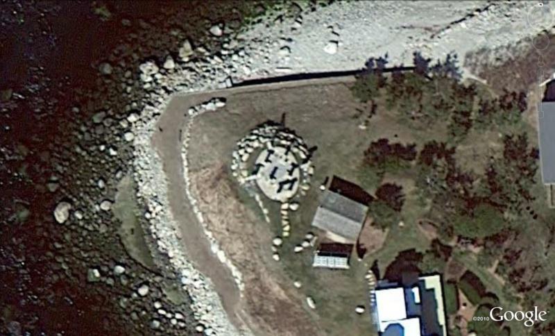Stonehenge : les répliques Sto411
