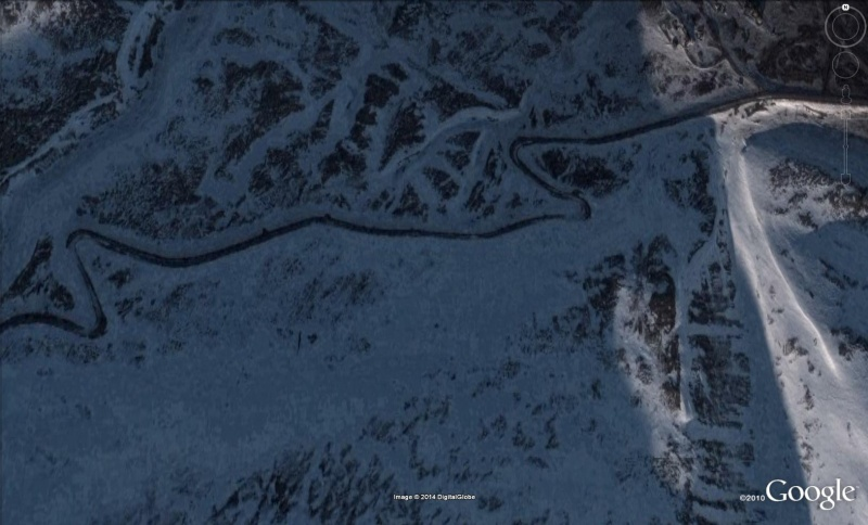 Réserve mondiale de semences du Svalbard - Norvège Sva11