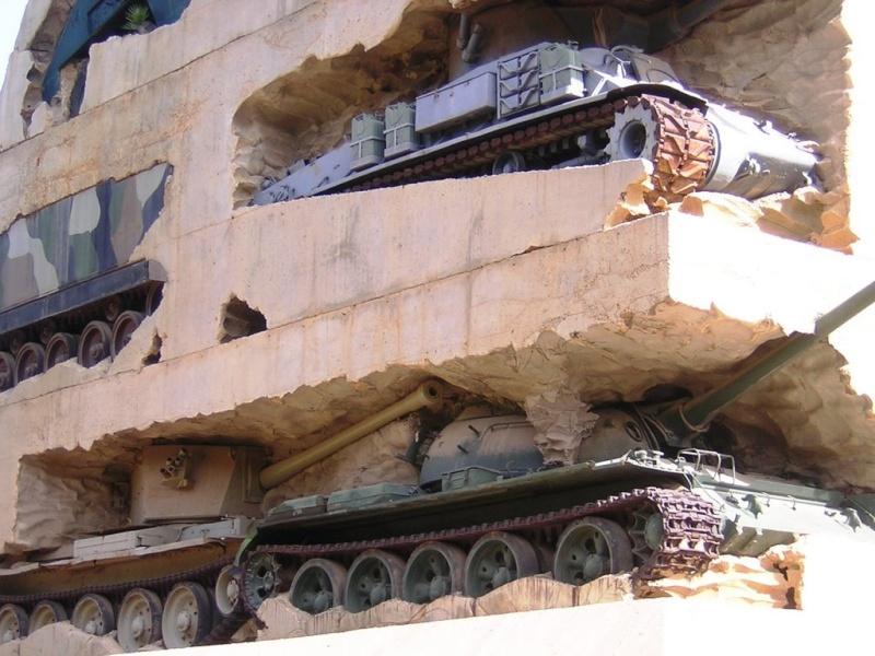 """Monument """"Espoir de paix"""" à Beyrouth - Liban T210"""