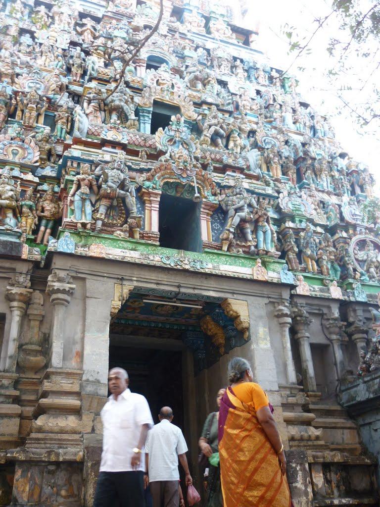 Temple de Vaithiswarankoil Inde Temple10