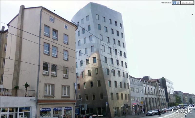Les réalisations architecturales de Frank Gehry Vr110