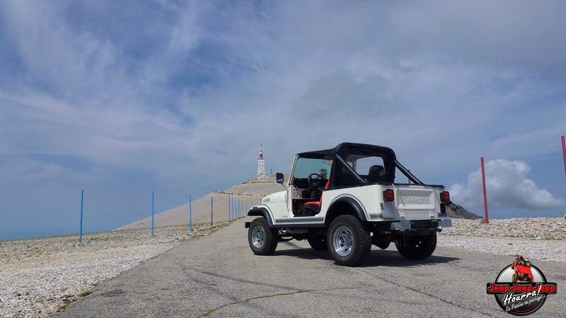 """[1982 CJ7 LAREDO] et voici ... """"El Blanco"""" P1040717"""