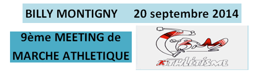 Meeting de Billy-Montigny (62); (10km): 20/09/2014 Billy_10