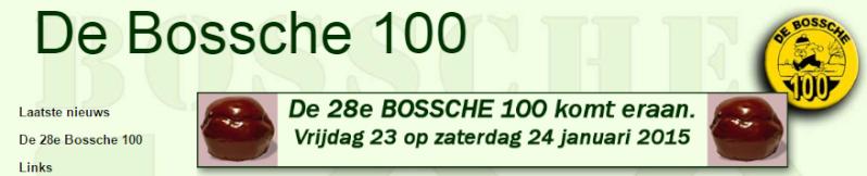 De  Bossche 100; NL; 100/110km, 110 pl. ; 23-24 janvier 2015 Deboss10