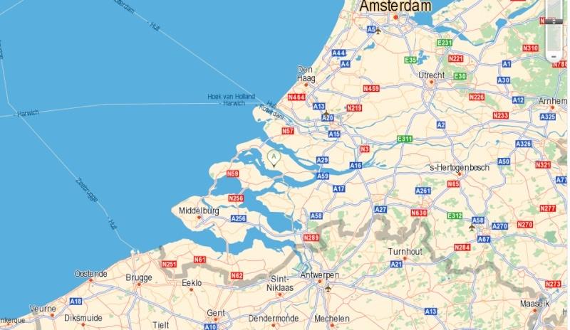 110km, 80km, Tour de Goere-Overflakee (NL): 22-23/08/2014 Goere-10