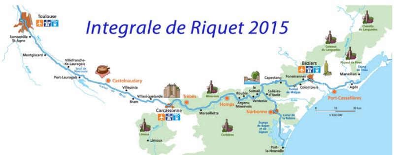 Intégrale de Riquet (245km en ligne): 8 juillet 2015 Intygr11