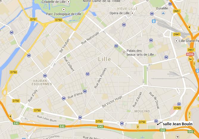 5000 m M / 3000 m F indoor à Lille (59): 23 novembre 2014 Jean_b10