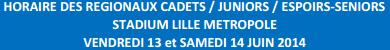 Chpt NPC 20km / 10km / 5km: Villeneuve d'Ascq; 14 juin 2014 Ragion10