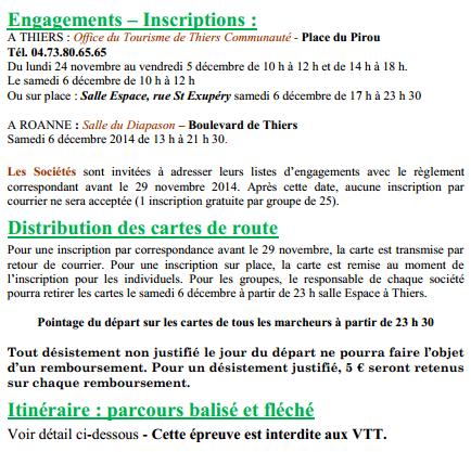 Roannes-Thiers, 57 km en ligne : 6 décembre 2014 Roanne10