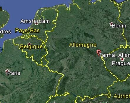 Saale-Orla-Hunderter (D), 100km : 12-13 juillet 2014 Saale-10