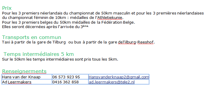 50km chpt NL&B, 20km, 6h, etc., Tilburg (NL) 5 octobre 2014  Tilbur12