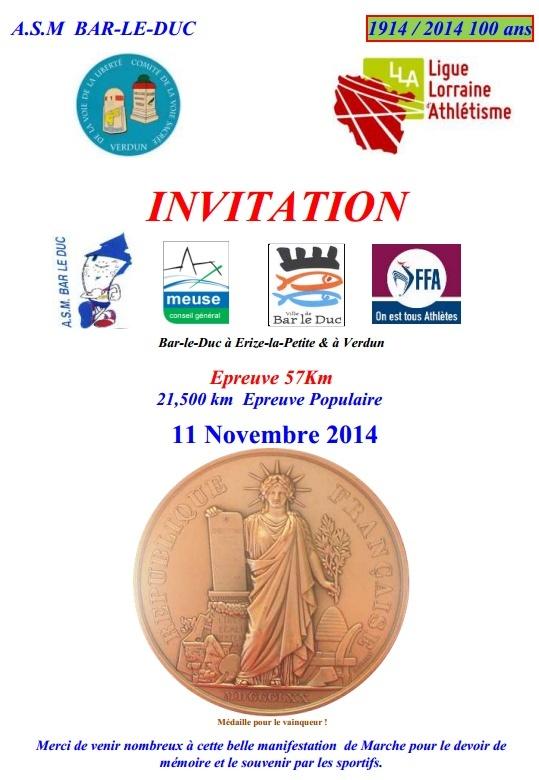 Grand Prix de la Voie Sacrée : 11 novembre 2014 Verdun10