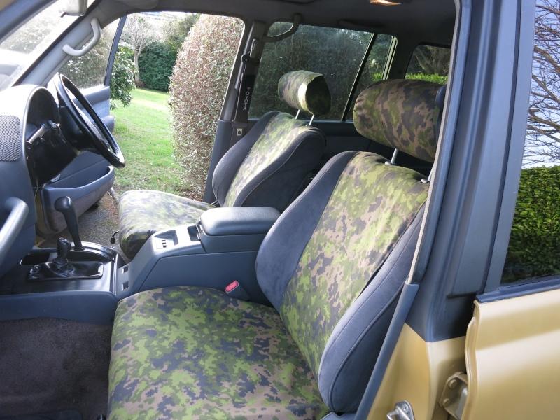 M 05 Seat wear Img_0312