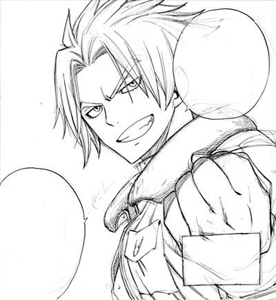 Fairy Tail Zero : les origines dans un magazine mensuel au Japon 0524c10