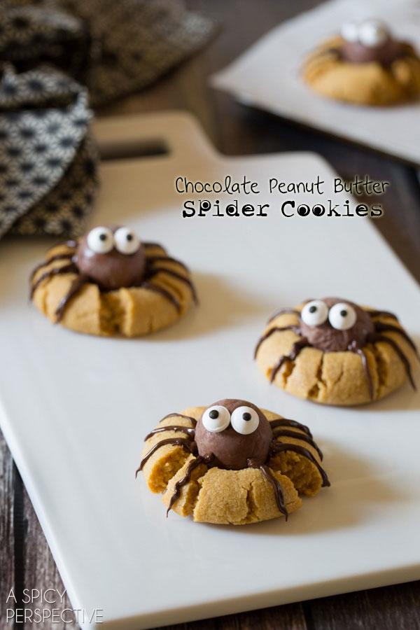 [Bouffe] Des idées sucrées et salées pour Halloween ! Cookie10