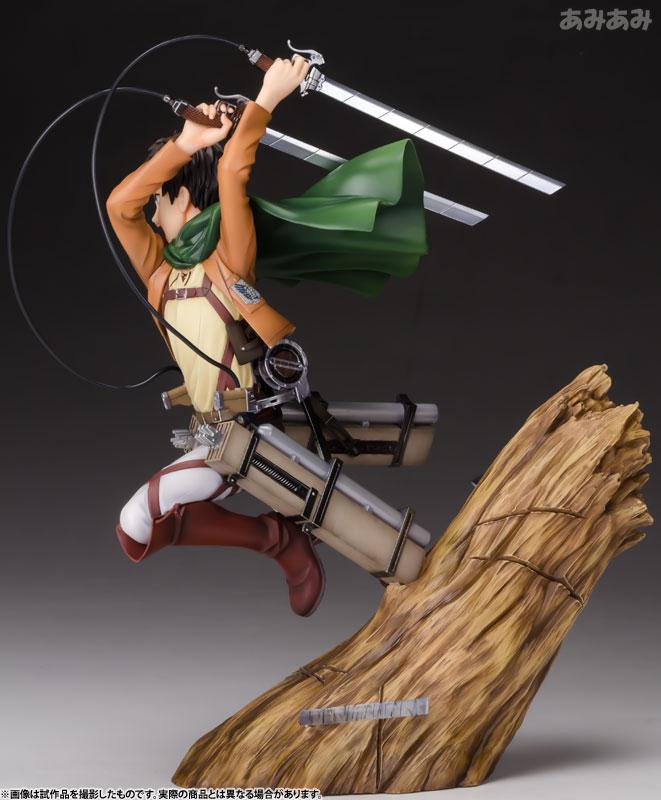 [Figurine] ARTFX J - Eren Yeager 1/8 Complete Figure (L'attaque des titans)  Figure51