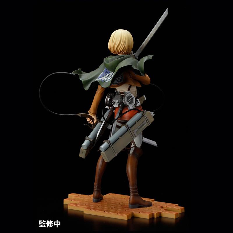 [Figurine] BRAVE-ACT - Armin Arlert 1/8 Complete Figure (L'attaque des titans) Figure54