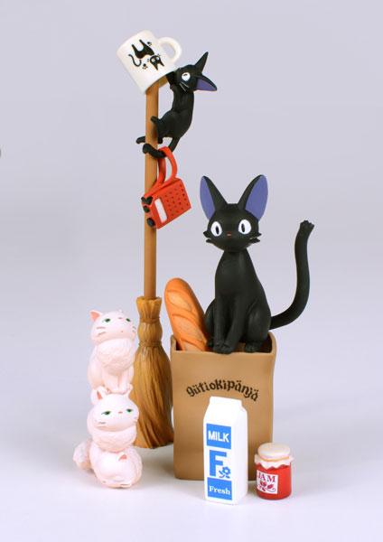 [Figurine] TsumuTsumu Series TMU-28 - Jiji (Kiki la petite sorcière) Goods-17