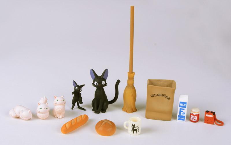 [Figurine] TsumuTsumu Series TMU-28 - Jiji (Kiki la petite sorcière) Goods-18