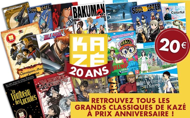 Kazé [Maison d'édition Manga & Animé] Kaze-c10