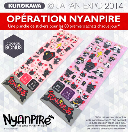 [Goodies] Japan Expo 2014 Nyanpi10