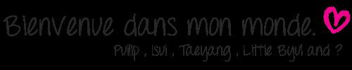[ Tori's House ] First Meeting ~ |Pullip|TaeYang|Isul|Little Mc110