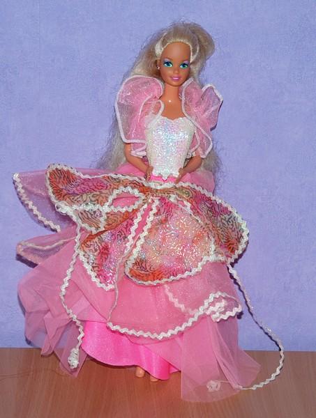 La collection de barbie de Mango 0211