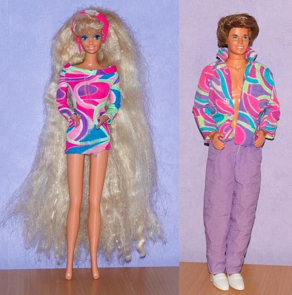 La collection de barbie de Mango 0810