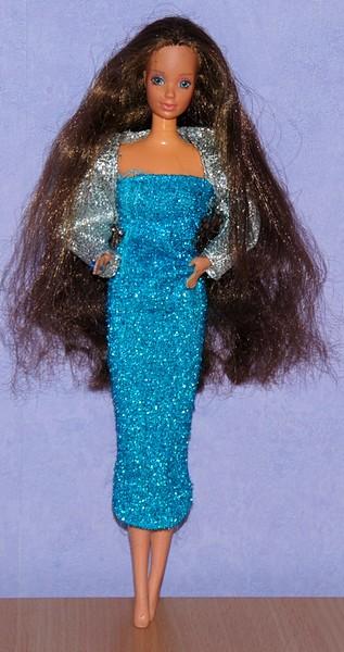 La collection de barbie de Mango 1010
