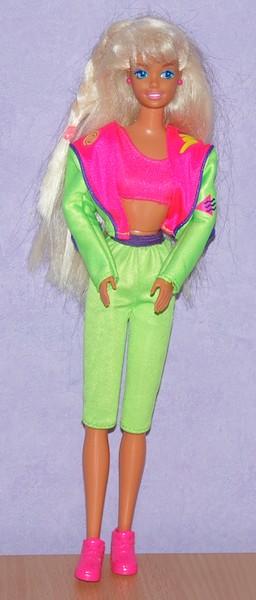 La collection de barbie de Mango 1110