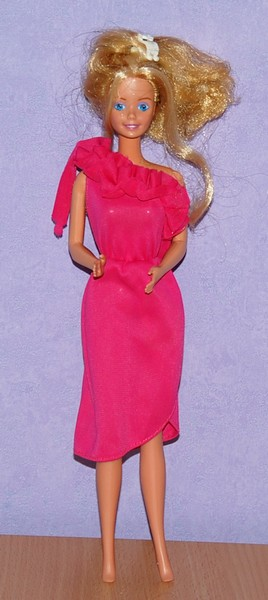 La collection de barbie de Mango 2510