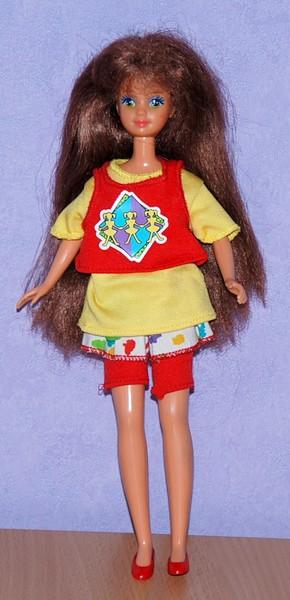 La collection de barbie de Mango 3010