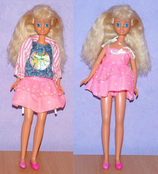 La collection de barbie de Mango 3110